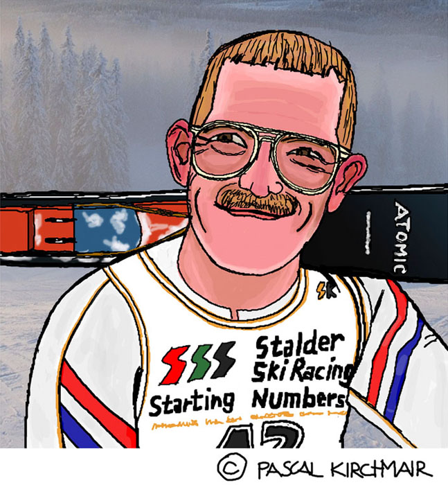 Eddie the Eagle Michael Edwards